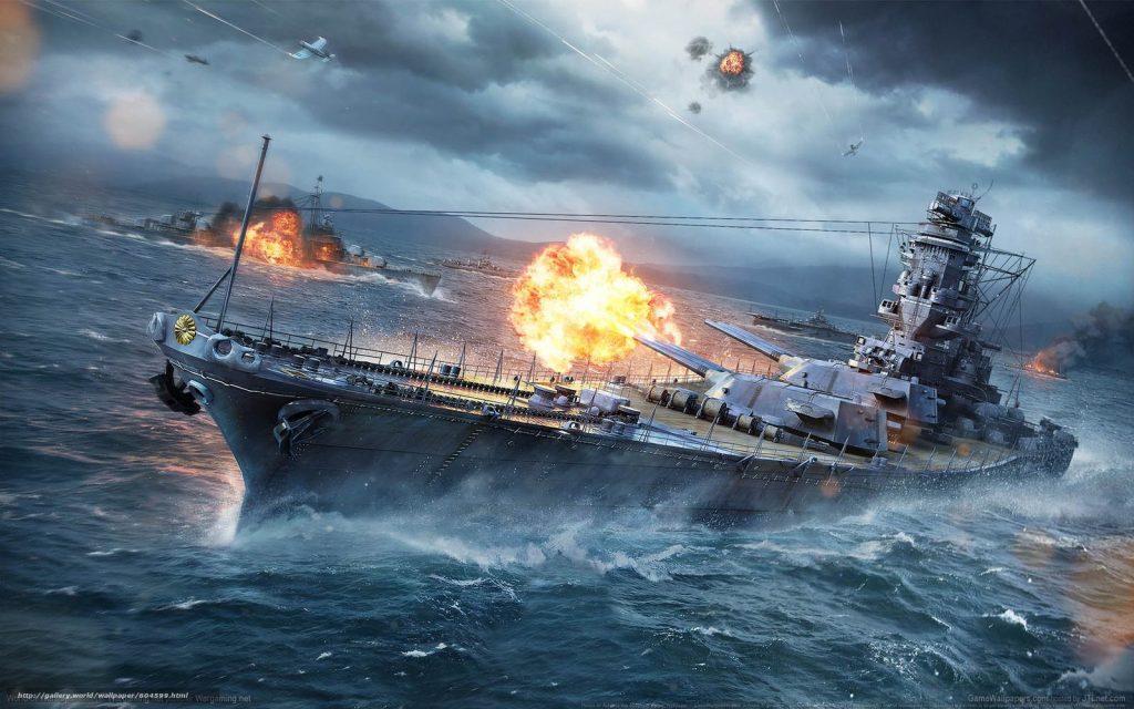 美德苏势力集结《战舰世界》潜艇操作公开